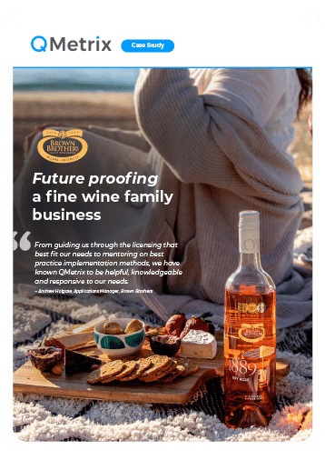 Case Study: Future proofing a fine wine family business with Business Intelligence | Brett Ruwoldt